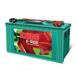 Exide Electric Rickshaw Battery, Capacity: 75 Ah, Voltage: 12 V