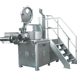 Rapid Mixer Granulation