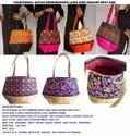 Beautiful Embroidered Shoulder Bag - Women Ethnic Bag