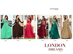 Aashirwad London Dreams Dress Material