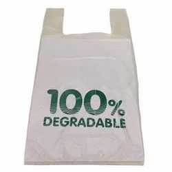 Bio Degradable Carry Bag