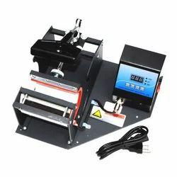Sublimation Mug Printing Machine, Mugs, Size/Dimension: 6 Oz To 15 Oz