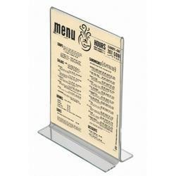 Restaurant Price Display Holder
