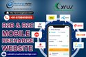 Cyrus Application B2b And B2c Mobile Recharge Website, 35000