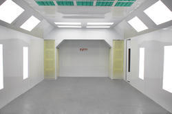 Downdraft Liquid Paint Booths