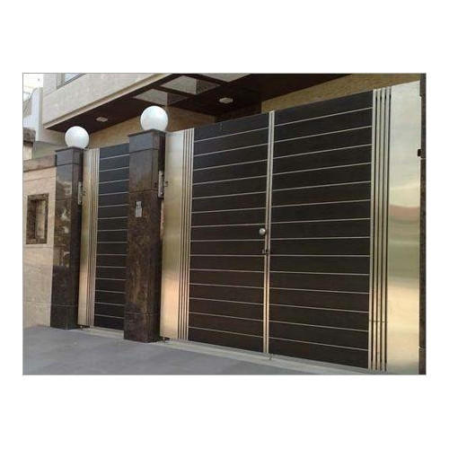 Stainless Steel Gates Residential Stainless Steel Gate