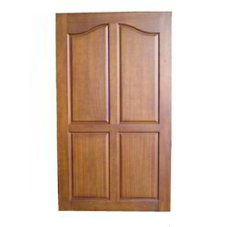 Moulded Panel Wooden Door