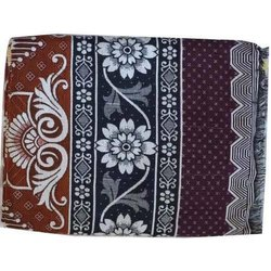 Cotton Multicolor Designer Solapuri Chaddar, Type: Double