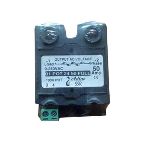 Solid State Relay and Relay Card Manufacturer Spiro India New Delhi