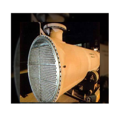 Packed Floating Head Type Heat Exchanger