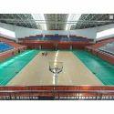 P.U. Sports Flooring