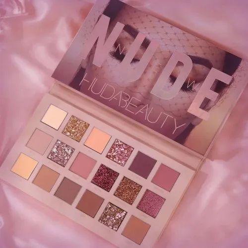 Super Quality Good Huda Beauty Nude Eyeshadow Palette, Rs