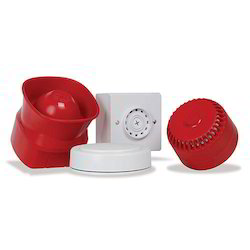Addressable or Conventional Fire Alarm Sounders or Hooters