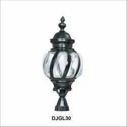 Elegant Aluminium Lamp Top