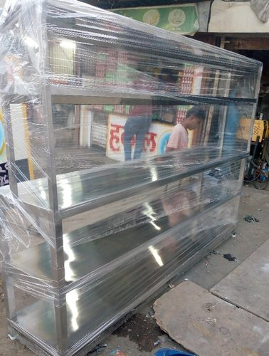 Stainless Steel Service Counter