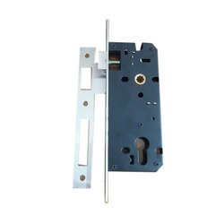 Stainless Steel Mortise Body Dead Lock, Polished