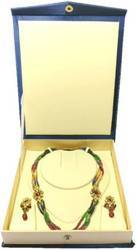 Mdf, Satin Solid Necklace Box