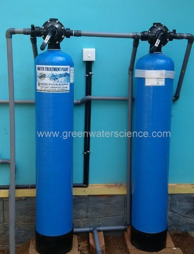 Total Water Treatment System And Purification Devices At