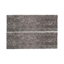 Black Galaxy Granite Stone Tile, For Wall Cladding, Thickness: 15-20 Mm