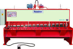Textile Industry NC Shearing Machine