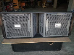 JBL VARTEC 4888 Type Line Array Empty Cabinet