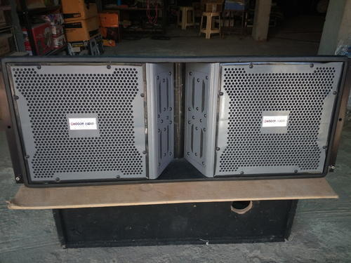 Shivakriti Industries Manufacturer Of Line Array System