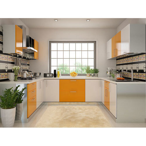 Modular Kitchen Accessories Price: Stylish Modular Kitchen Wholesale Trader
