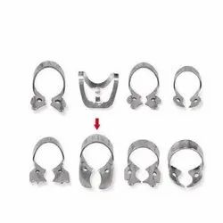 Stainless Steel Rubber Dam Clamps for Dental