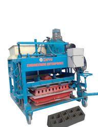 Automatic Egg Laying Concrete Block Machine