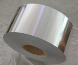 Silver Digital Gummed Roll