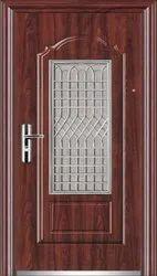 Metal Steel Safety Door for Home
