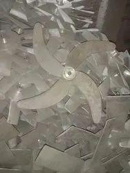 Aluminum Impeller 8 Blade Dia  1120 mm