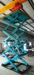 Merrit Hydraulic Scissor Lift Table