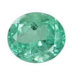 Vivid Green Eye Clean Natural Colombian Emerald