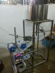 Disposable Glass Cup Filling & Sealing Machine