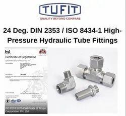 Tufit SDSEM- Stud Straight Coupling /SDTM-Stud Taper Coupling