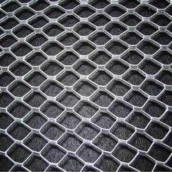 Aluminum Diamond Wire Mesh