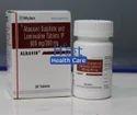 Albavir Abacavir Lamivudine Tablets