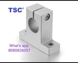 SK10 Aluminum End Support For Linear Shaft
