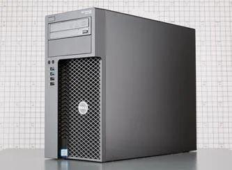 Black Mini Tower Dell Precision T3620 E3-1225v5 Workstation