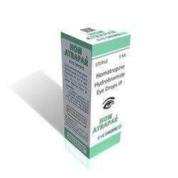 Homatropine Hydrobromide Eye Drops IP