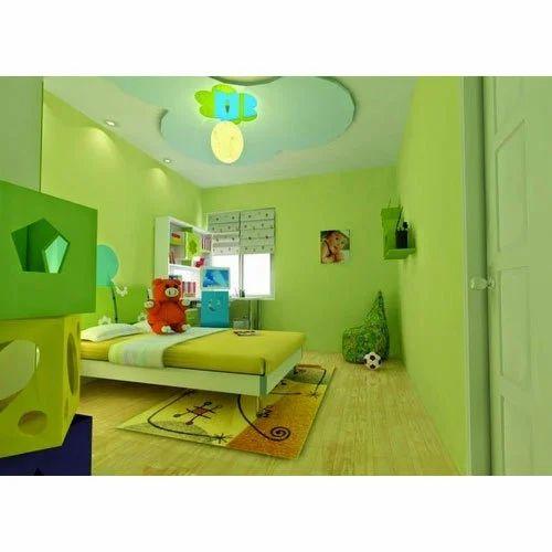 Kids Room False Ceiling Designing Service