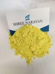 Yellow Calcite Powder