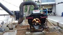 Wood Fired 400 Kg/hr Industrial Boiler