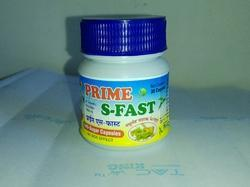 Prime S-fast, Packaging Size: 30 Cap
