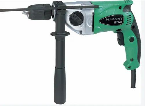 HiKOKI Hitachi D13VH 10mm 3/8'  Drill Machine, Warranty: 6 months
