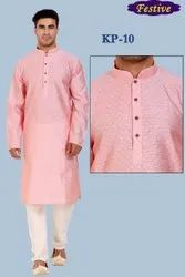 Gents Kurta Pajama for Evening Wear
