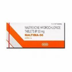Naltrexone Hydrochloride Tablets