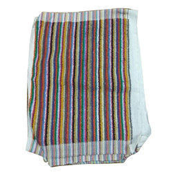 Cotton Striped Towel
