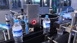 Hi Speed BOPP Labeling Machine